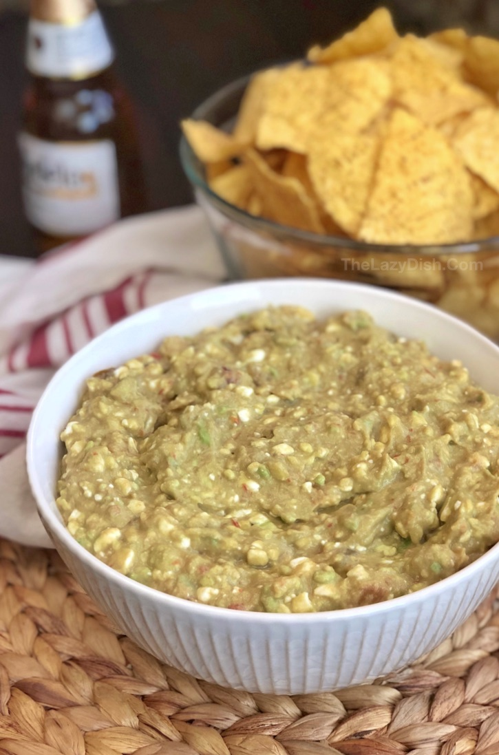 Ugly Dip - 3 Ingredient Cold Party Dip Appetizer