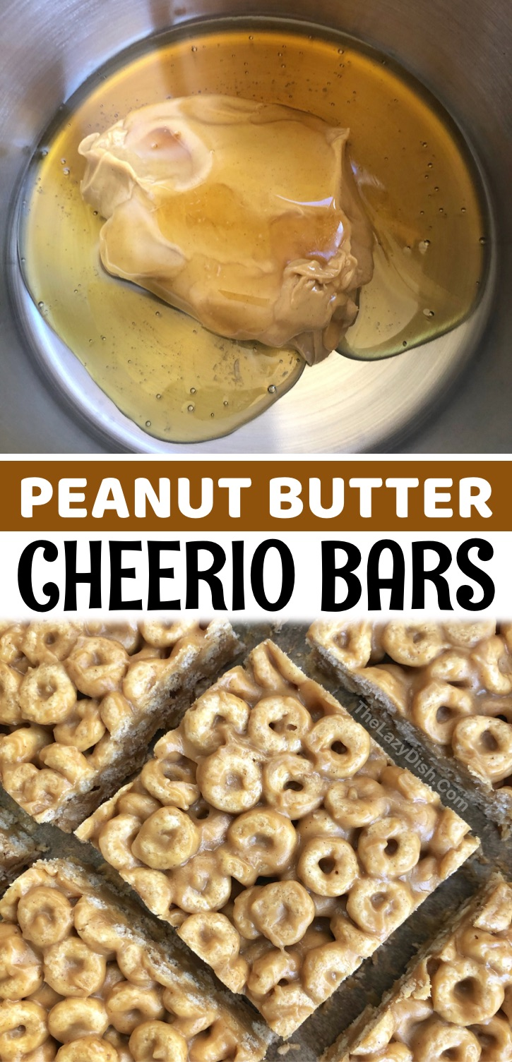 These quick and easy no bake snacks are always a hit! Kids love these fun little treats. They're made with 3 simple ingredients that you might already have on hand: Cheerios, peanut butter and honey. They make for an awesome on the go snack or easy breakfast idea. Perfect for busy mornings, sports practice, lunch boxes and easy after school snacks. Kids of all ages will gobble them up-- toddlers to teens! Pretty darn healthy, too.