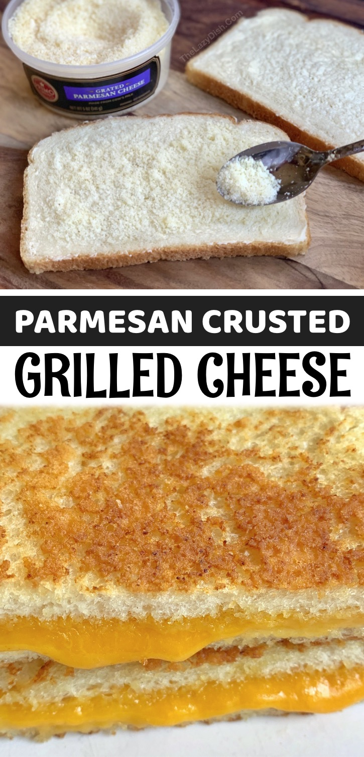How To Make The Perfect Grilled Cheese Sandwich (With A Parmesan Crust) Grilled cheese sandwiches are an iconic comfort food. I've never met anyone who didn't like buttery toast with melted cheese, and there are so many variations and creative ways to fill one up. They are definitely a go-to, easy dinner idea for busy weeknights when you don't have dinner planned. I almost always have bread, butter and cheese on hand. There are several do's and don'ts when it comes to making the best grilled cheese. You don't want soggy, and you certainly don't want it burnt.