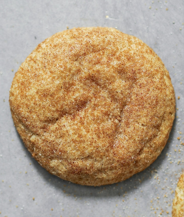 Quick and easy snickerdoodle cookie recipe made with yellow cake mix! The best cookie recipe for the holidays.